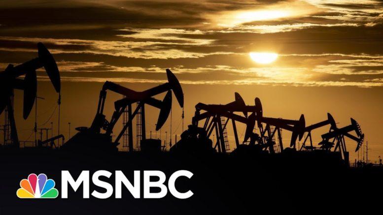 Big Oil's Grip On Power Weakens; Democrats Focus On Climate Change With New Majority   Rachel Maddow 1