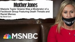 All But 11 GOP Vote To Back Greene In Vote To Strip Committee Assignments | The ReidOut | MSNBC 3