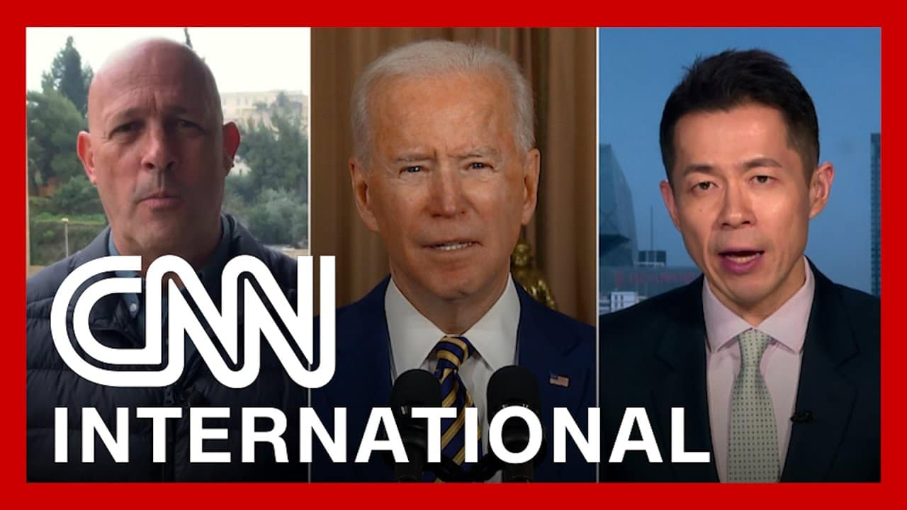 CNNi: Biden's foreign policy speech explained 1