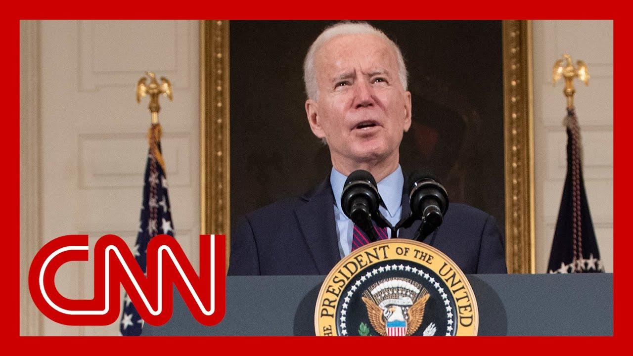 Biden promises additional $1400 relief checks: Entire economy speech 8