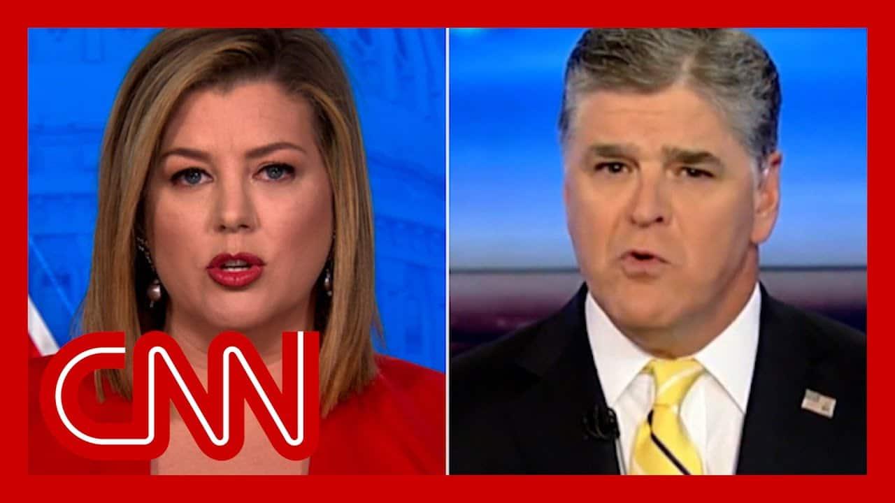 Brianna Keilar slams Sean Hannity after his QAnon comments 1