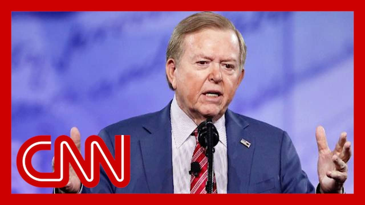 Fox Business Network abruptly cancels 'Lou Dobbs Tonight' 1