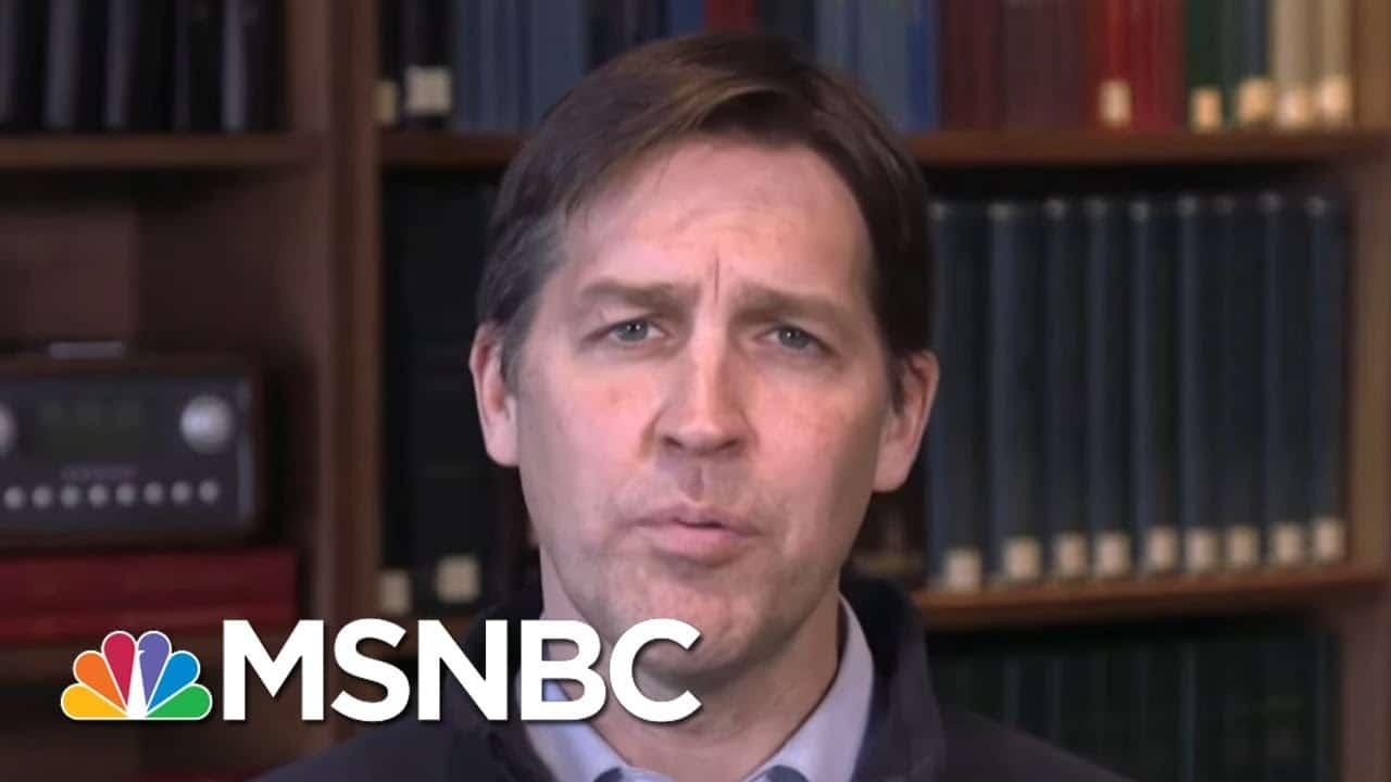 Sen. Sasse Slams Plans To Censure Him Over Trump Criticism | Morning Joe | MSNBC 6