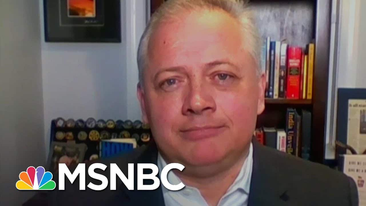 Former GOP Lawmaker Now Dedicated To Fighting Misinformation | Stephanie Ruhle | MSNBC 1