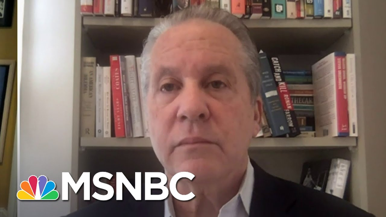 Gene Sperling On Biden COVID Relief Plan: 'This Is The Time To Go Big' | Katy Tur | MSNBC 1