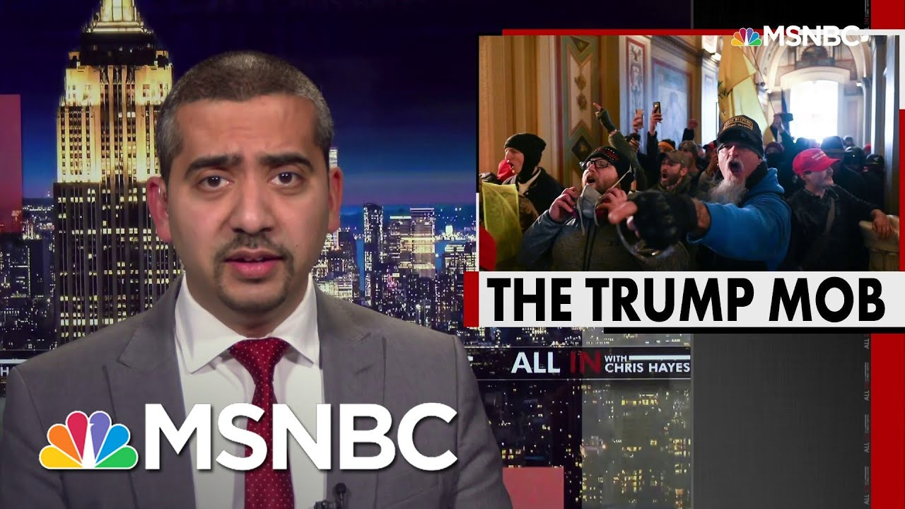 'Shameful:' Mehdi Hasan Slams Nancy Mace For Hypocrisy, Attacking AOC's Credibility | All In | MSNBC 1