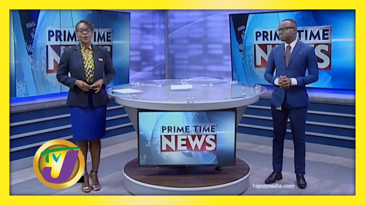 TVJ News: Jamaica News Headlines - February 4 2021 1