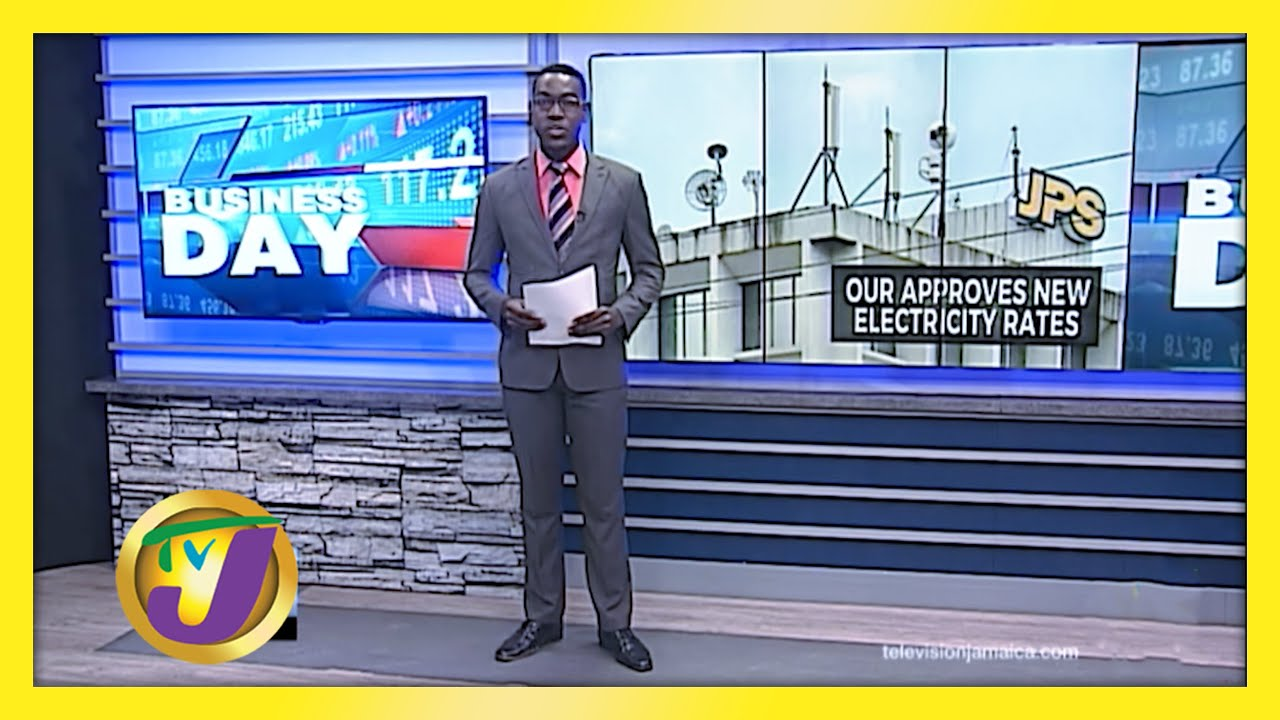 OUR Approves JPS New Rate Class: TVJ Business Day - February 4 2021 1