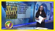 Reggae Girlz 3rd in CONCACAF Index - February 4 2021 4