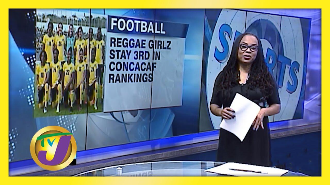 Reggae Girlz 3rd in CONCACAF Index - February 4 2021 1