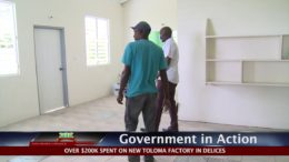 GOVERNMENT IN ACTION - Delices Toloma Factory 6
