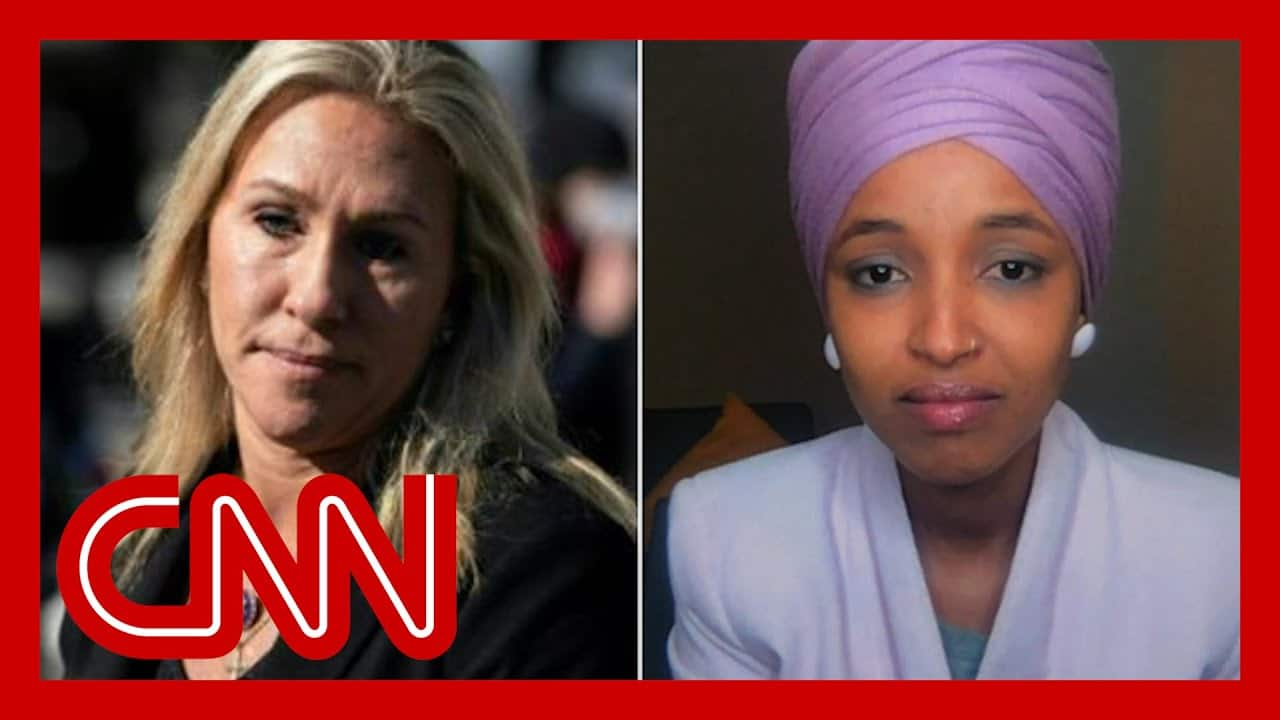 'Ludicrous': Rep. Omar on some in GOP comparing her to Rep. Greene 9