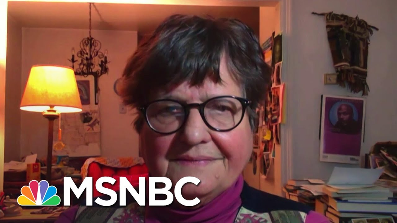 Sister Prejean Is 'Rejoicing' After Virginia Is Set To Abolish The Death Penalty | The Last Word 1