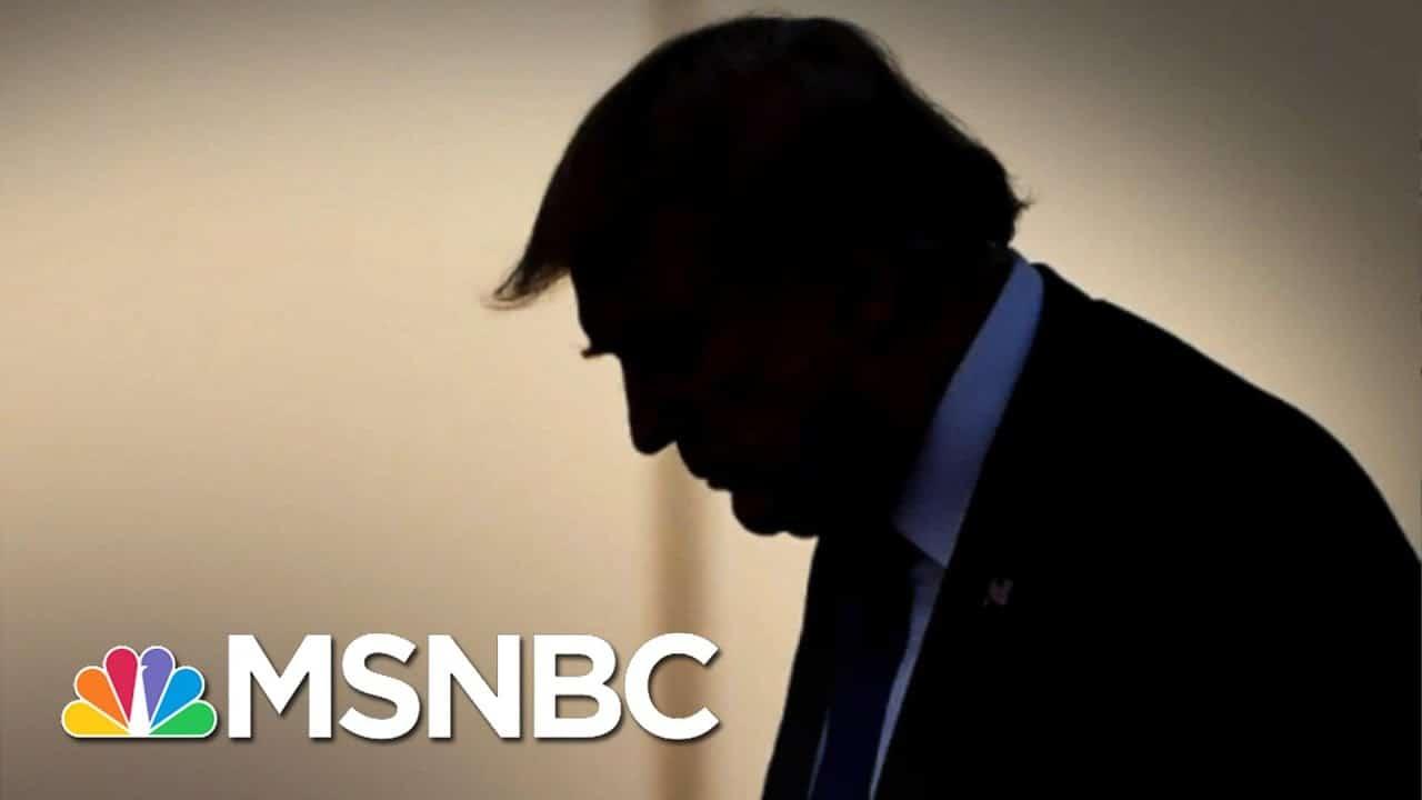 Trump Isn't Where Republicans' Authoritarian Problem Began | The 11th Hour | MSNBC 1