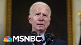 Biden Says Trump Shouldn't Get Intelligence Briefings | The 11th Hour | MSNBC 9