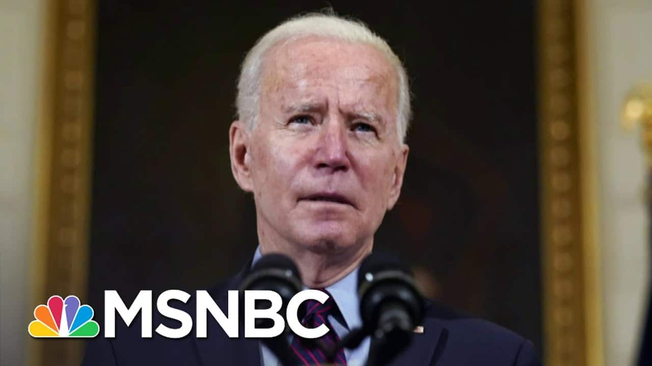 Biden Says Trump Shouldn't Get Intelligence Briefings | The 11th Hour | MSNBC 1