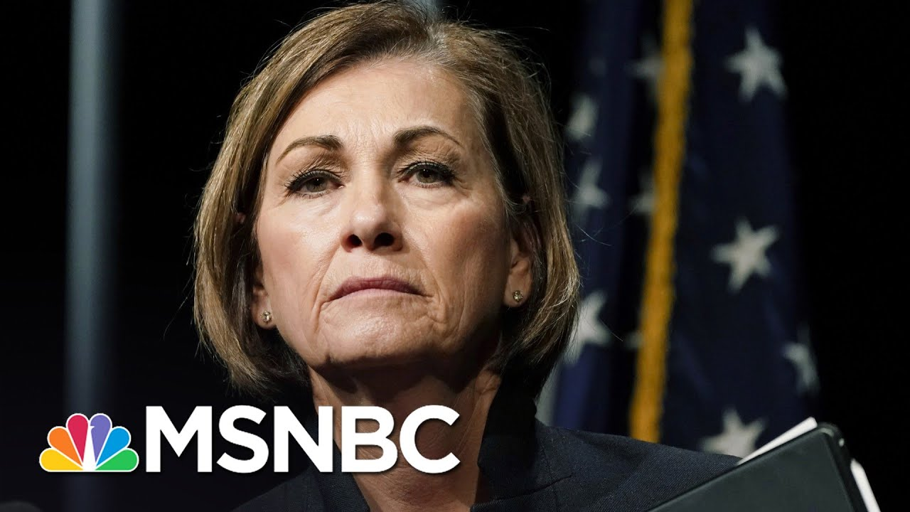 State Republicans Fixate Of Defying Medical Advice On Covid Safety | Rachel Maddow | MSNBC 8
