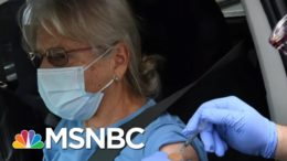 Racial Disparities Already Taking Shape In Covid Vaccination Rates | Rachel Maddow | MSNBC 8