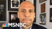 Sen. Cory Booker On When Americans Might Expect $1,400 Covid Relief Checks   MSNBC 3