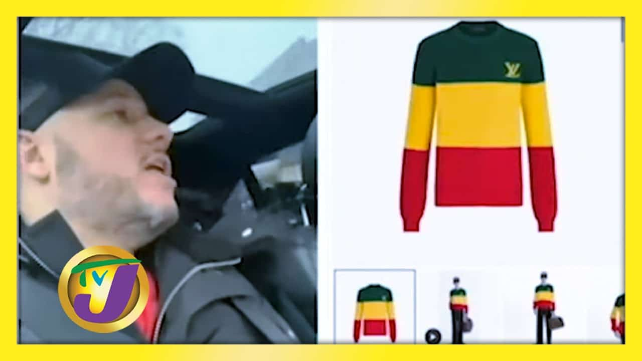 Louis Vuitton's 'Jamaican Stripe' Backlash: TVJ Daytime Live - February 5 2021 1
