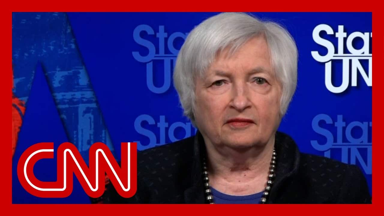 Yellen: Stimulus plan could bring US to full employment next year 1