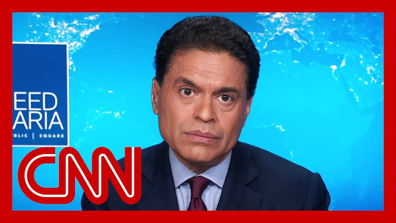Fareed's take: GOP has been encouraging 'loony' views for years 1