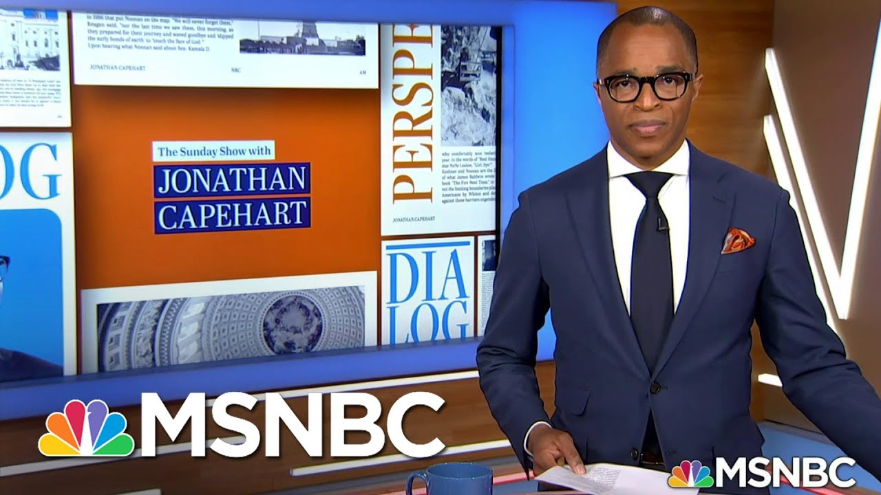 Capehart Challenges 'Hot Mess' GOP Leaders To Redeem Themselves Via Impeachment Trial | MSNBC 1