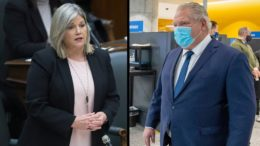Horwath calls out Ford for fighting COVID-19 'on the cheap' | COVID-19 in Ontario 8
