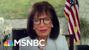 Rep. Speier: 'I Was Shaking' In The House Chamber On Jan. 6   Andrea Mitchell   MSNBC 6