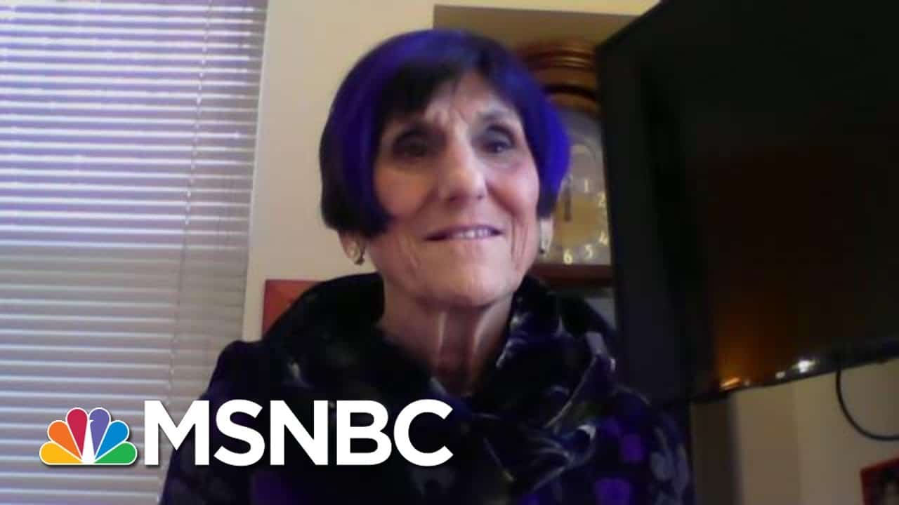 DeLauro: Family Tax Credit Would Begin The Process Of Cutting Child Poverty In Half | Hallie Jackson 2
