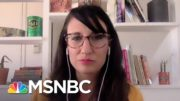 Jessica Bennett: Covid Pandemic Poses A Mental Health Crisis For American Parents | Katy Tur | MSNBC 3