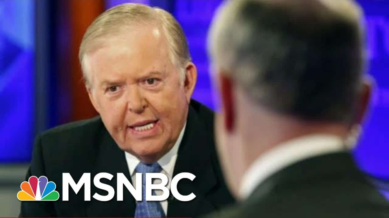 Cancelled: Fox Ends Lou Dobbs' High-Rated Show After Election Lies   The Beat With Ari Melber 1