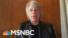 Jon Bon Jovi On The Moment That Inspired Him To Write About George Floyd & BLM   MSNBC 3