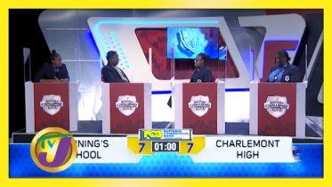 Manning's School vs Charlemont High: TVJ SCQ 2021 - February 5 2021 6