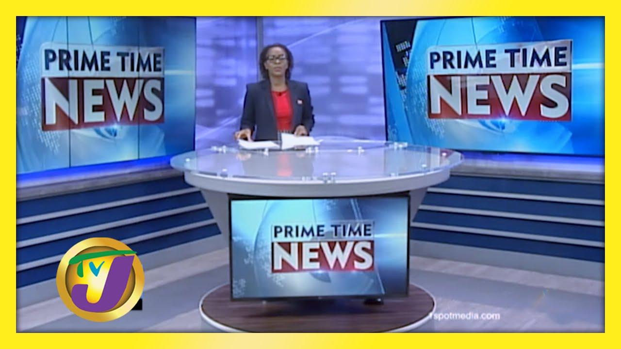 TVJ News: Jamaica News Headlines - February 5 2021 1