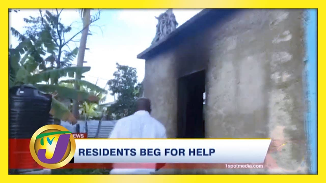 Water House Drive-by Shooting | Clarendon Residents Beg for Help - February 5 2021 1