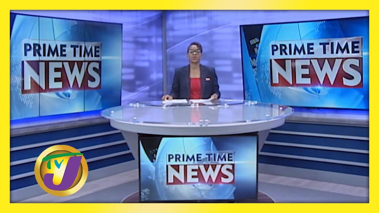 TVJ News: Jamaica News Headlines - February 6 2021 1