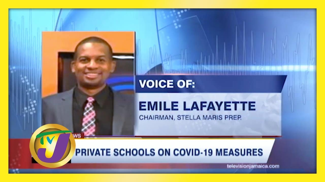 Private Schools to Review Covid-19 Measures - February 6 2021 1