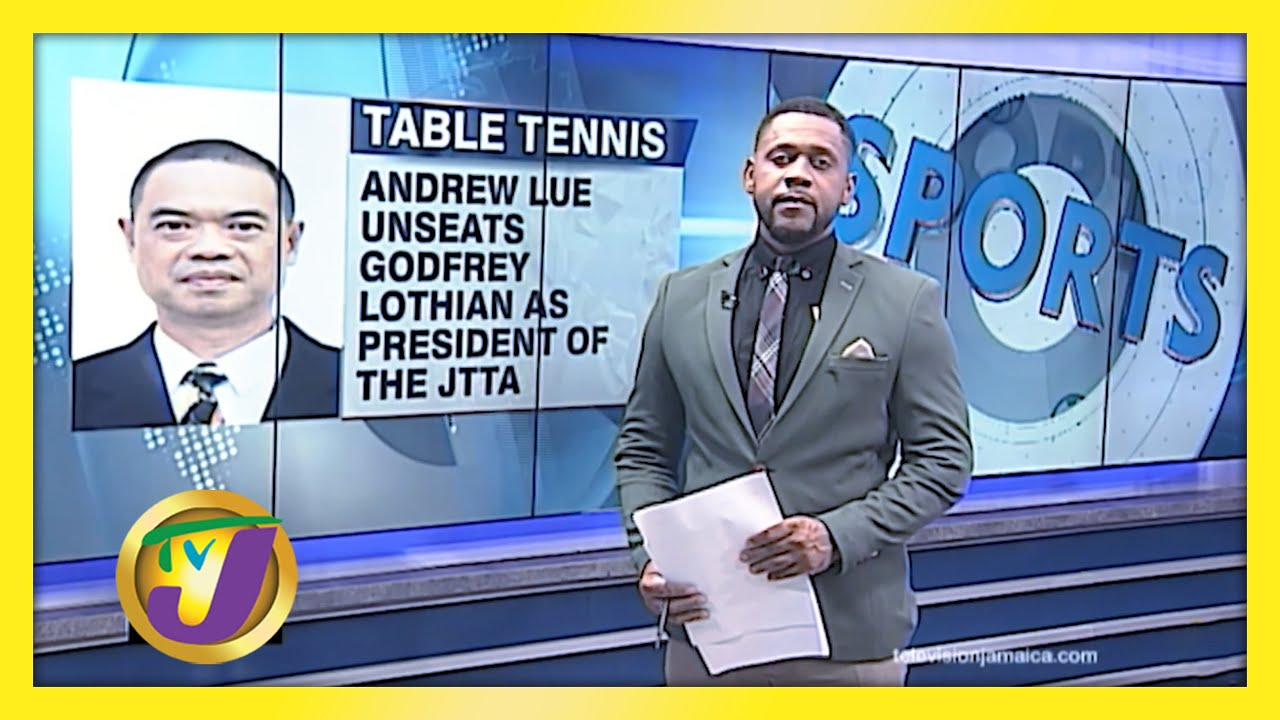 Andrew Lue Elected JTTA President - February 6 2021 1