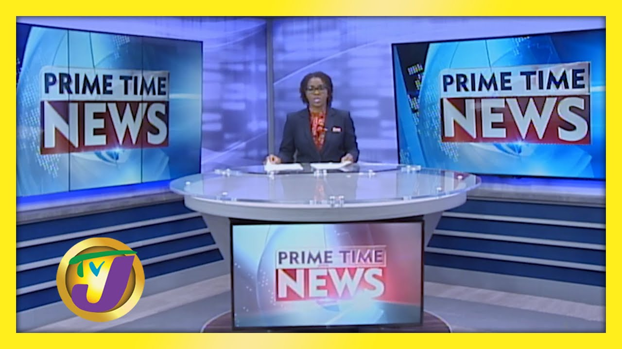 TVJ News: Jamaica News Headlines - February 7 2021 1