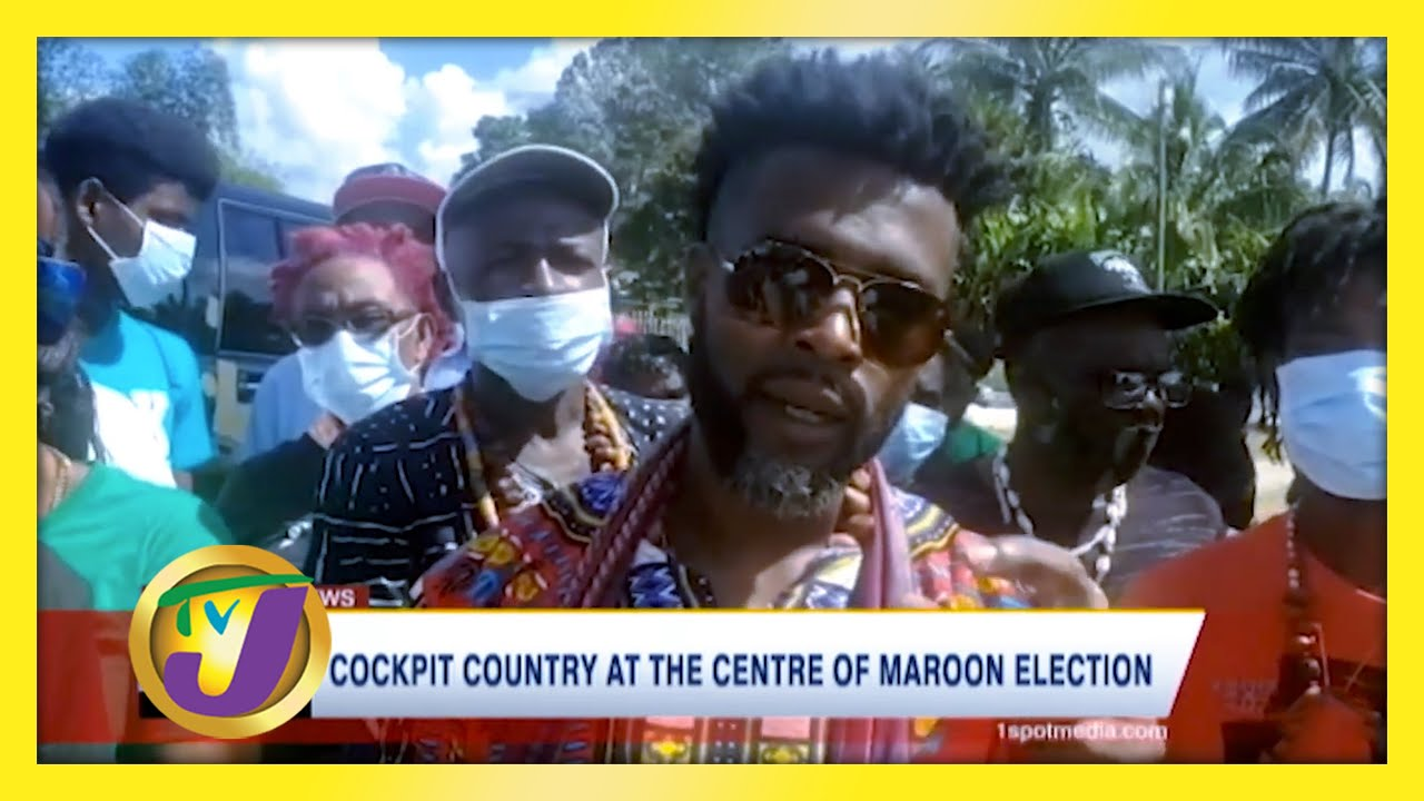 Accompong Town Maroons set to Vote to Fill Vacant Colonel Seat - February 7 2021 1
