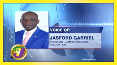 JTA Head Call for Halt to Face to Face Classes in Jamaica - February 7 2021 6