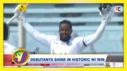 West Indies Historic Win Against Bangladesh - February 7 2021 2
