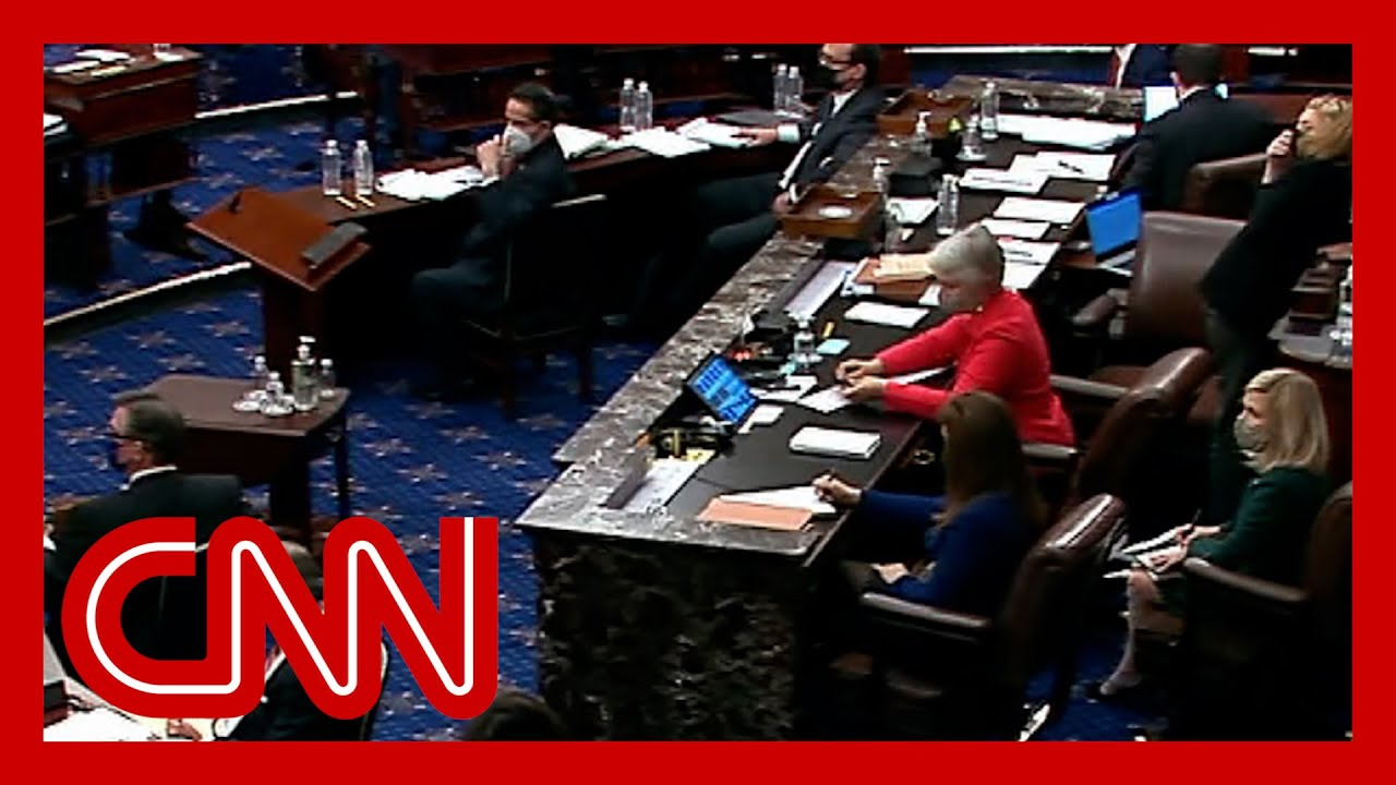 Senate says Trump's 2nd impeachment trial is constitutional 1