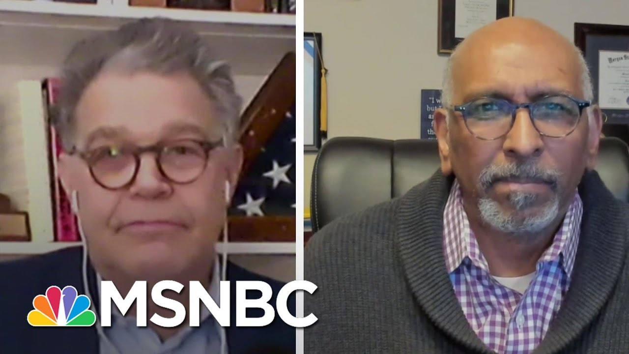 Franken: Trump Is The Founders' Worst Nightmare | The 11th Hour | MSNBC 5
