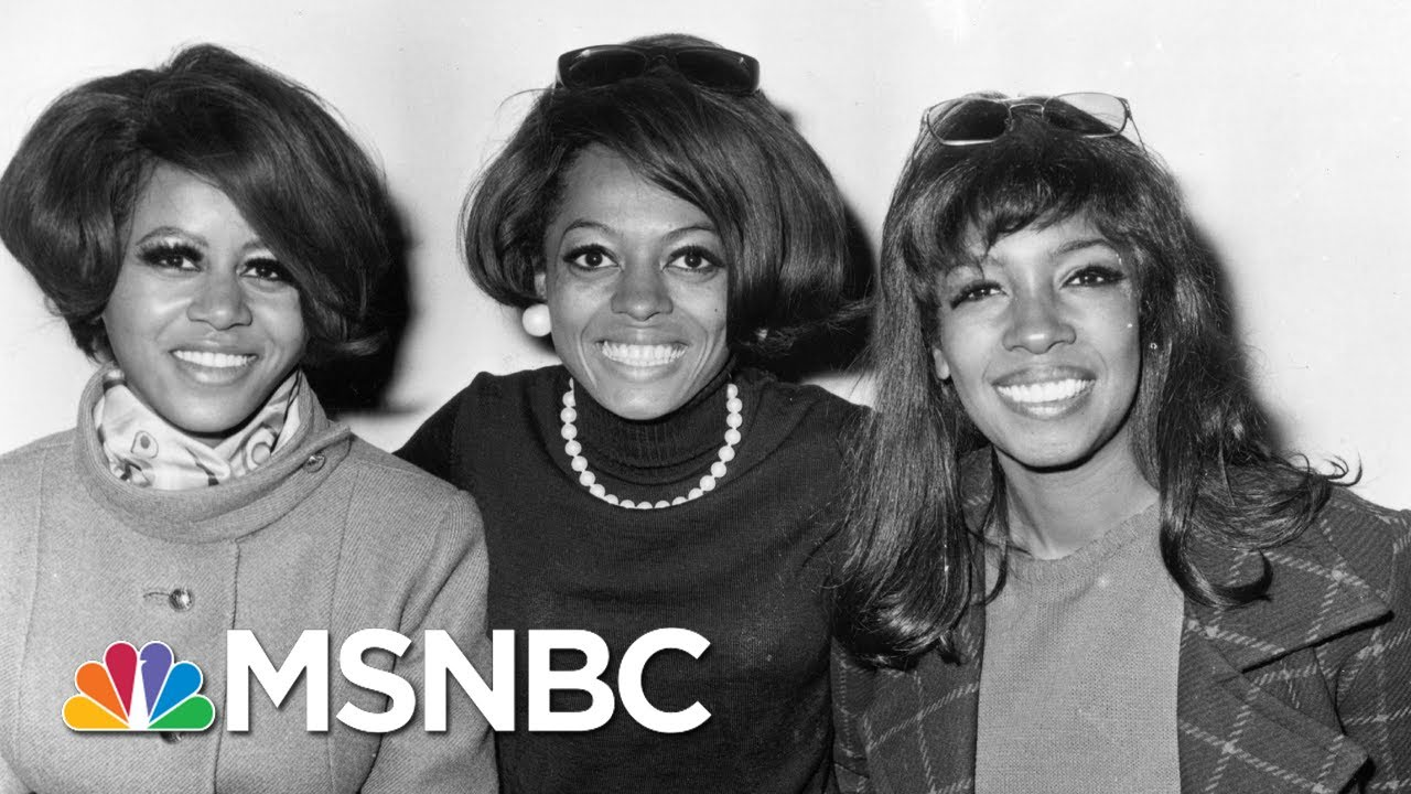 Mary Wilson, Founding Member Of The Supremes, Dies At 76   Morning Joe   MSNBC 1