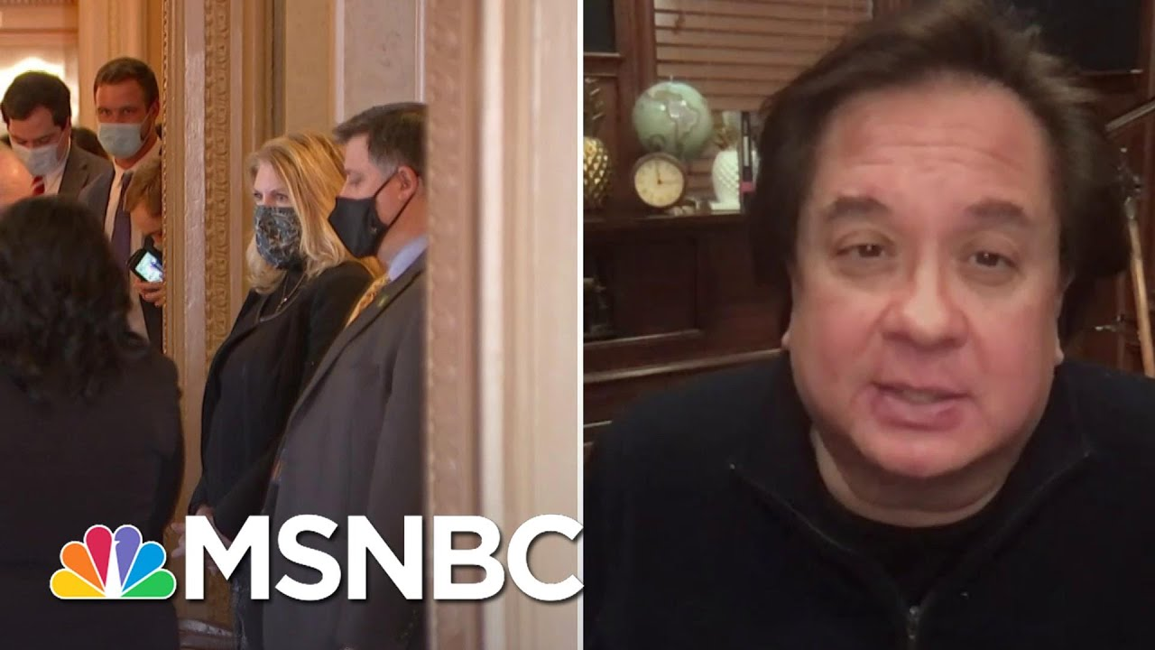 George Conway: History Is Against Trump's Impeachment Defense Team | MSNBC 1