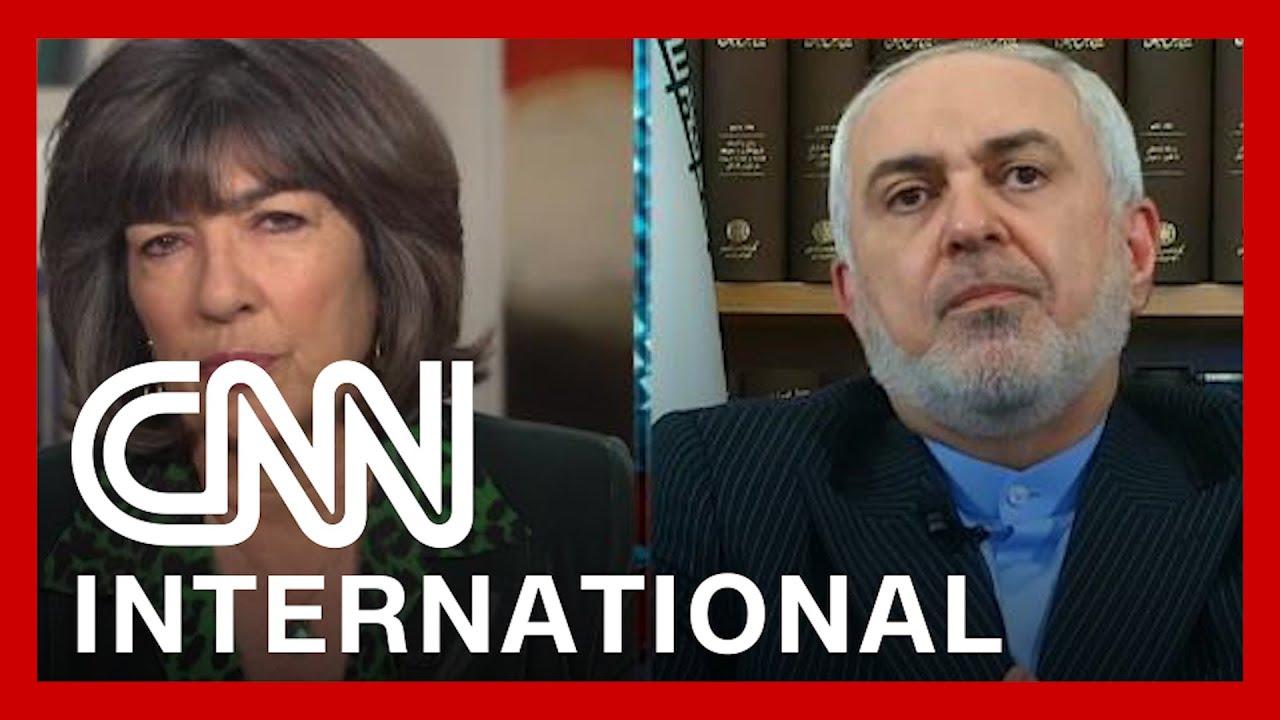 CNNi: Iranian FM says burden on US to prove its credibility 2