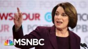 Klobuchar: Facts Were On 'Full, Ugly, Horrific Display' In Impeachment Trial Video | All In | MSNBC 4