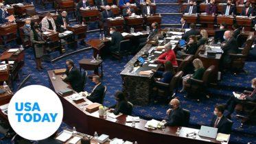 Trump impeachment trial to move forward | USA TODAY 6